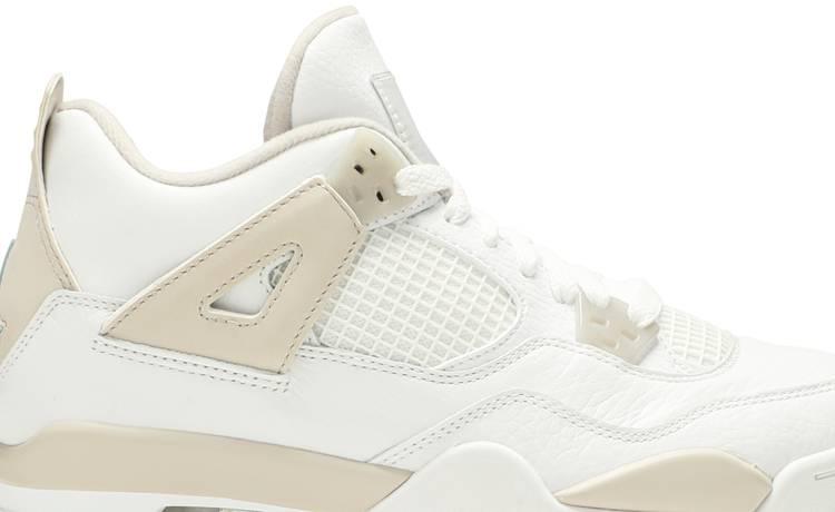 Air Jordan 4 Retro GS 'Linen' - Air Jordan - 487724 118 | GOAT