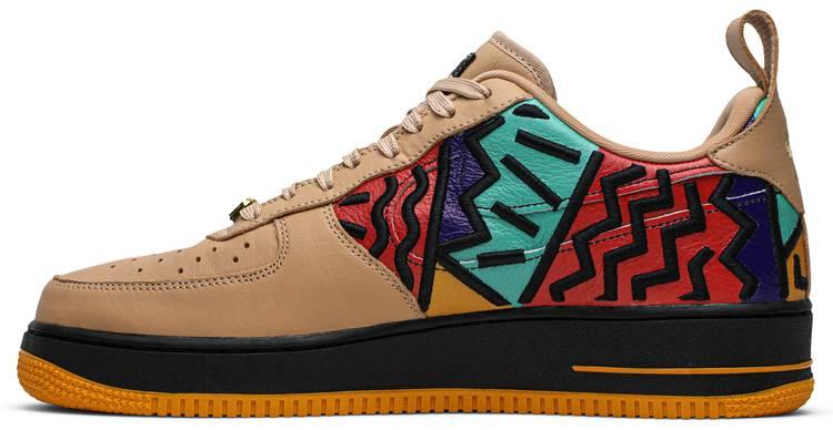 Anuncio Presa dirección  Karabo Poppy x Nike By You x Air Force 1 Low 'Karabo By You' - Nike -  CT1975 993 | GOAT