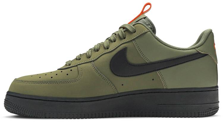 air force 1 medium olive