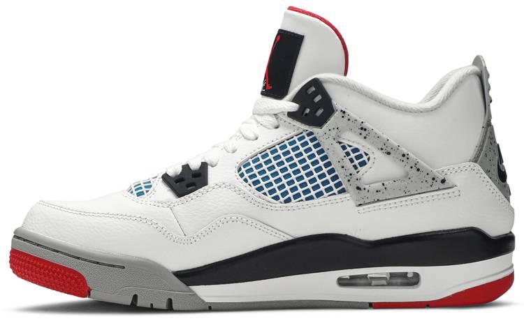 Air Jordan 4 Retro SE GS 'What The 4'