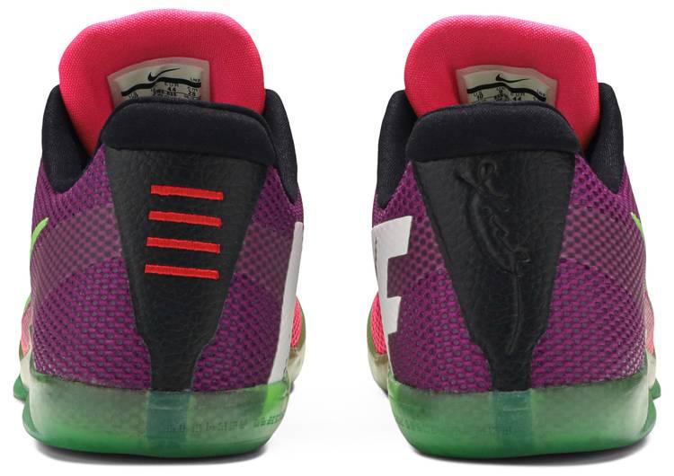 nacionalismo Santo siesta  Kobe 11 'Mambacurial' - Nike - 836183 635 | GOAT