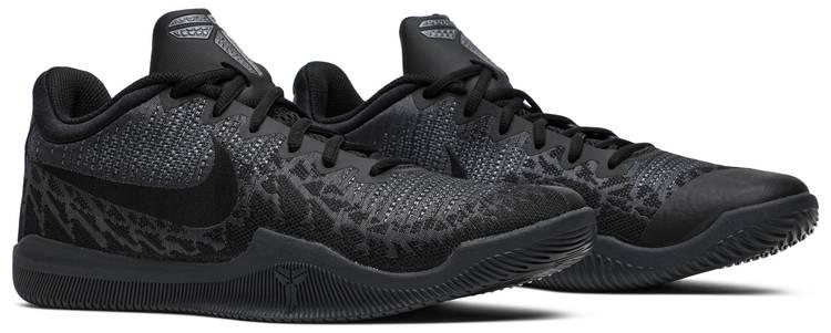 Mamba Rage 'Black' - Nike - 908972 002   GOAT