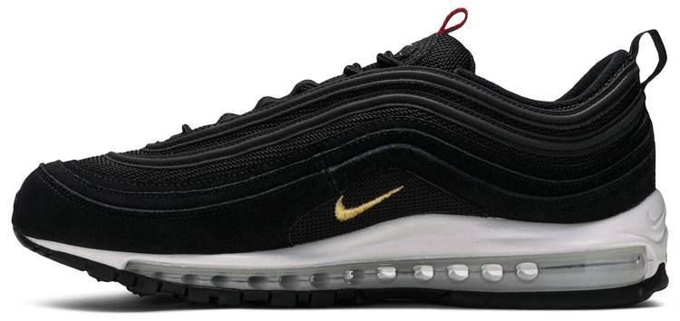 Air Max 97 Qs Olympics Rings Black Nike Ci3708 001 Goat