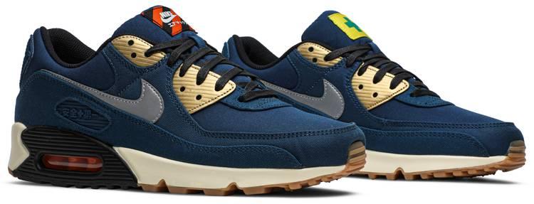 Air Max 90 'City Pack - Tokyo' - Nike - CW1409 400 | GOAT