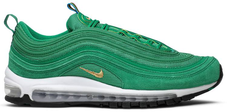 Air Max 97 Qs Olympic Rings Green Nike Ci3708 300 Goat
