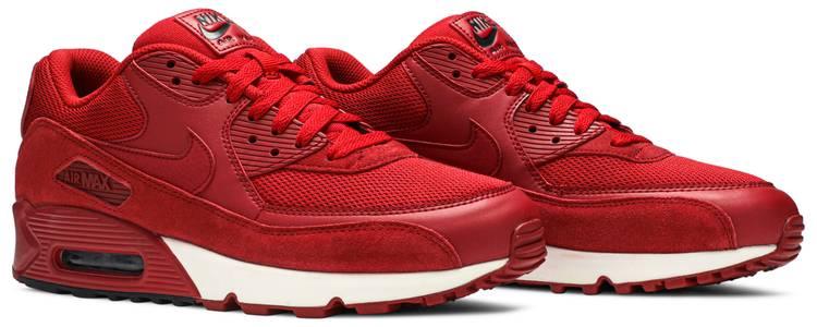 Air Max 90 Essential 'Gym Red' Nike 537384 604 | GOAT