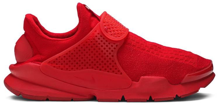 finalizando Impulso Cubeta  Sock Dart 'Triple Red' - Nike - 819686 600 | GOAT