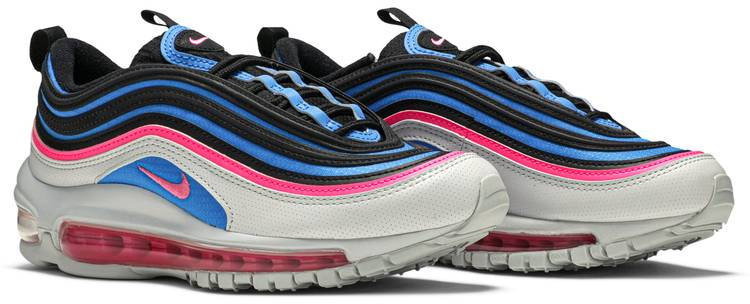 air max 97 blue and pink