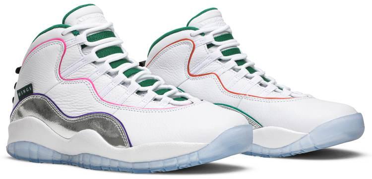 Air Jordan 10 Retro 'Wings'