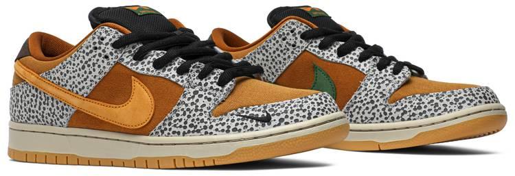 Nike Dunk Low Pro SB 'Safari'