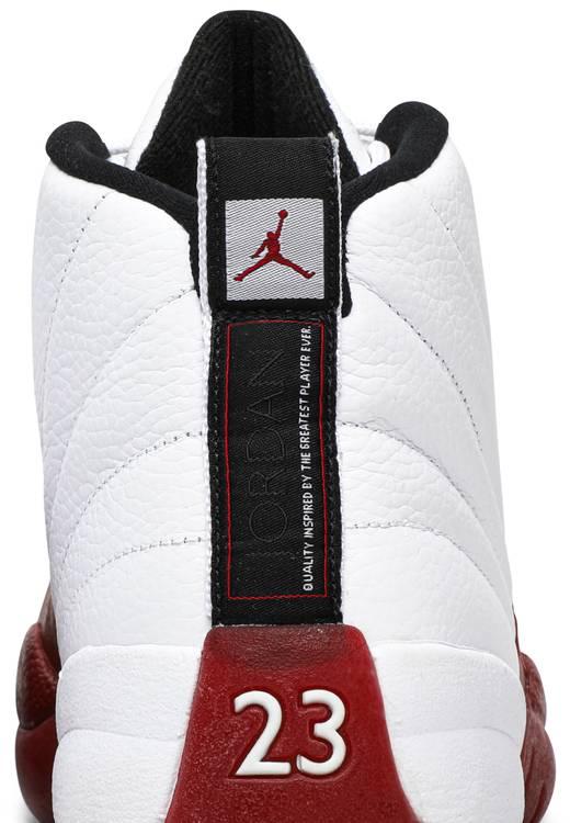 Air Jordan 12 Retro 'Cherry' 2009