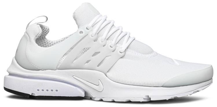 Air Presto Essential 'Triple White' - Nike - 848187 100 | GOAT