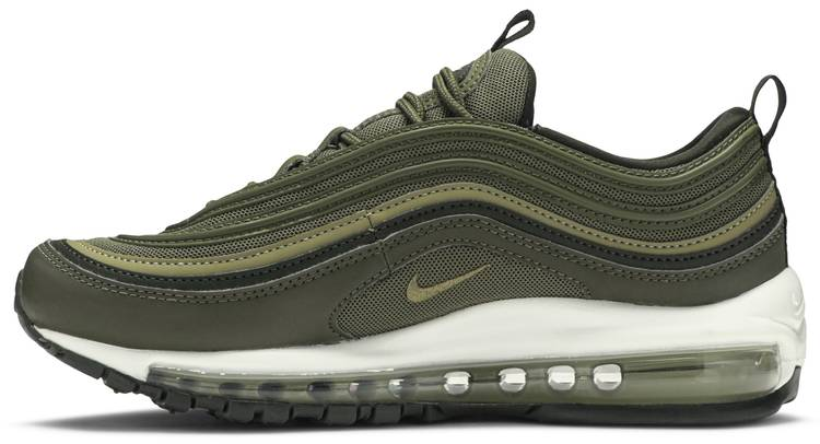 Wmns Air Max 97 Olive Green Nike 921733 200 Goat