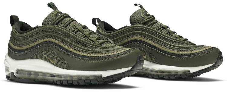 Wmns Air Max 97 'Olive Green' - Nike - 921733 200 | GOAT