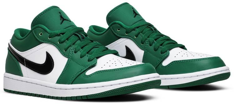 Air Jordan 1 Low 'Pine Green'