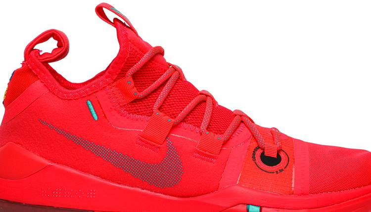 Kobe A D 2018 Red Orbit Nike Ar5515 600 Goat