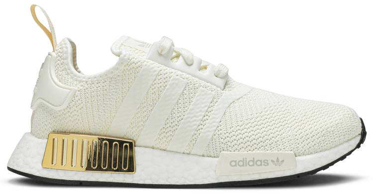 Wmns Nmd R1 Off White Gold Adidas Ee5174 Goat