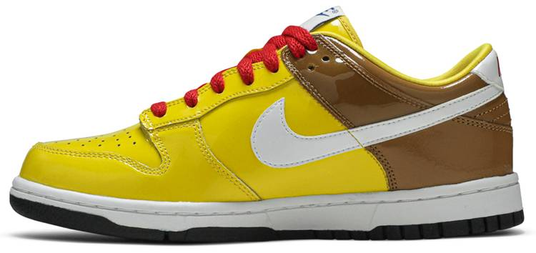 Dunk Low GS 'Spongebob' - Nike - 310569