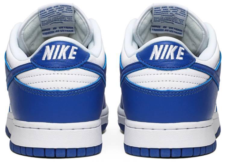 Nike Dunk Low Retro SP 'Kentucky'
