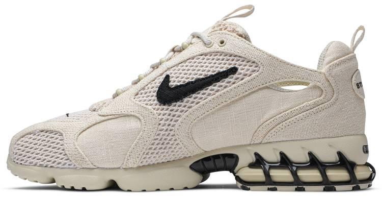 Nike Stussy x Air Zoom Spiridon Caged 2 'Fossil'