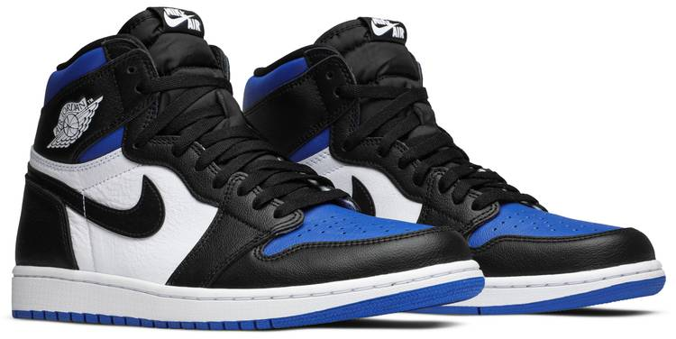Air Jordan 1 Retro High Og Royal Toe Air Jordan 555088 041