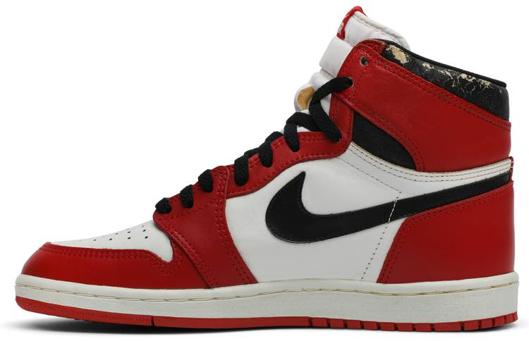 Air Jordan 1 High 'Chicago' 1985 - Air Jordan - 4280 | GOAT