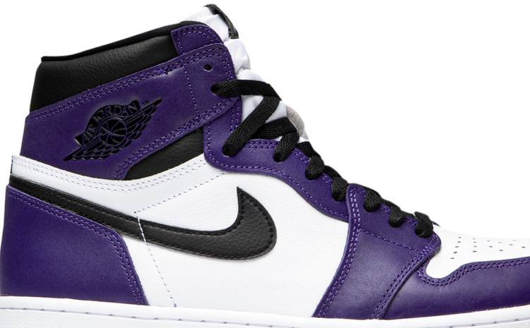 Transporte falso descuento  Air Jordan 1 Retro High OG 'Court Purple 2.0' - Air Jordan - 555088 500 |  GOAT