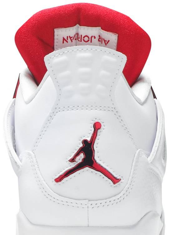 Air Jordan 4 Retro 'Red Metallic' - Air Jordan - CT8527 112 | GOAT