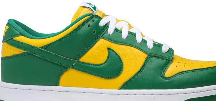 Seis cajón Samuel  Dunk Low SP 'Brazil' 2020 - Nike - CU1727 700 | GOAT
