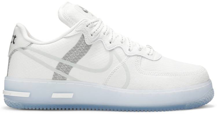 Air Force 1 React QS 'White Ice'