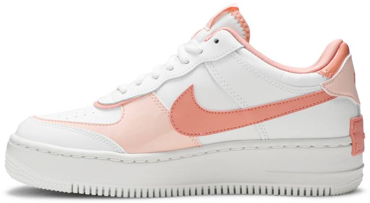 air force 1 shadow coral