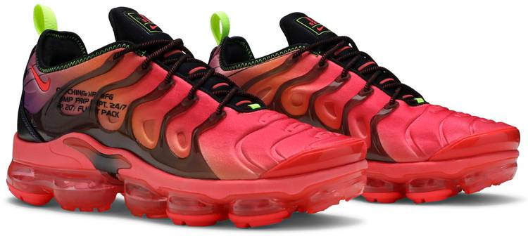 Por lo tanto acelerador pozo  Air VaporMax Plus 'Laser Crimson' - Nike - CU4709 001 | GOAT