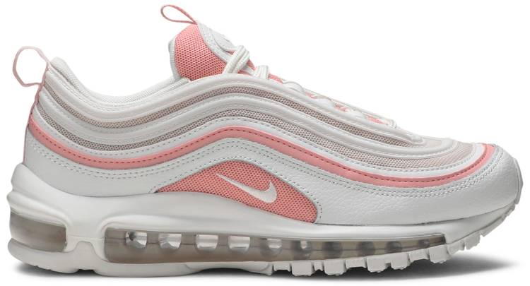 Wmns Air Max 97 'Bleached Coral' - Nike - 921733 104 | GOAT