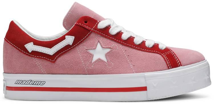 Made Me x Wmns One Star Platform 'Pink' - Converse - 563730c   GOAT