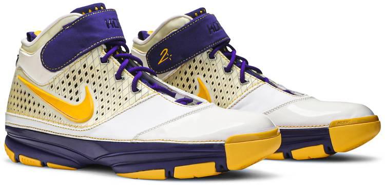 Zoom Kobe 2 'Lakers Home'