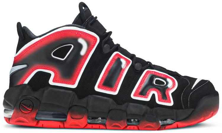 Malversar prioridad cascada  Air More Uptempo 96 'Laser Crimson' - Nike - CJ6129 001 | GOAT