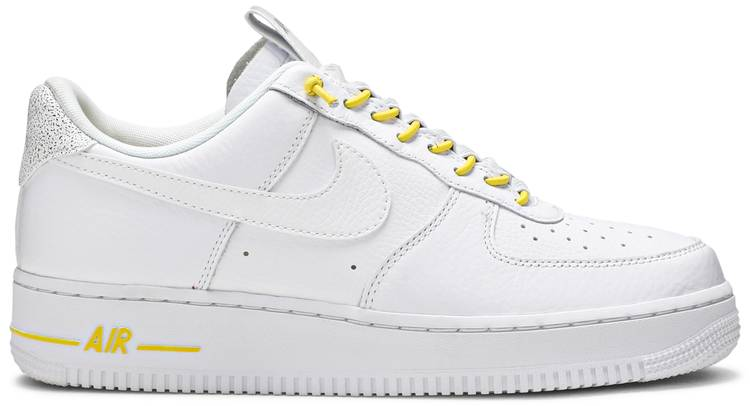 Wmns Air Force 1 '07 Lux 'White Reflective'