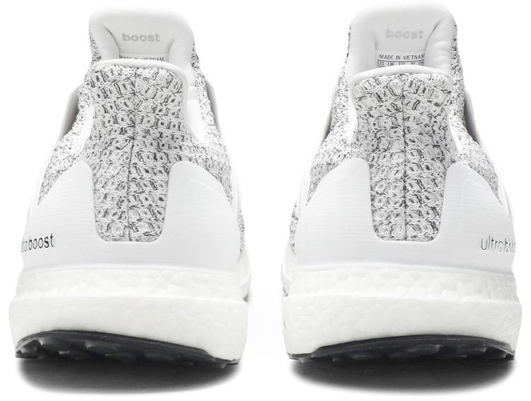 WMNS ULTRABOOST 4.0 'NON DYED WHITE'