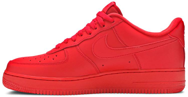 air force 1 alte rosse