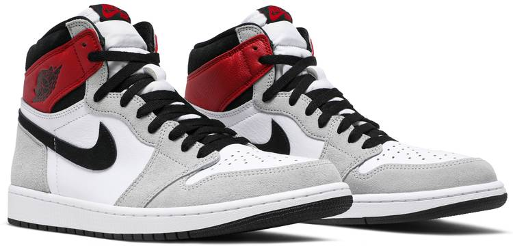 Air Jordan 1 Retro High OG 'Smoke Grey' - Air Jordan ...