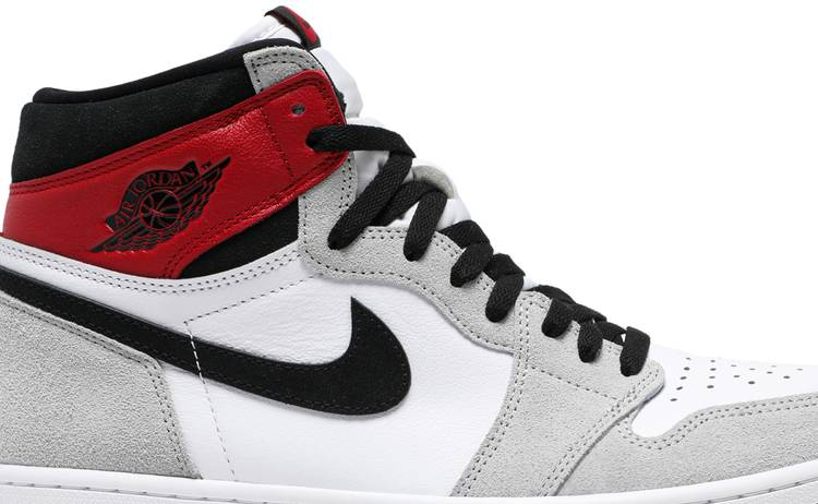 Air Jordan 1 Retro High OG 'Smoke Grey' - Air Jordan - 555088 126 ...