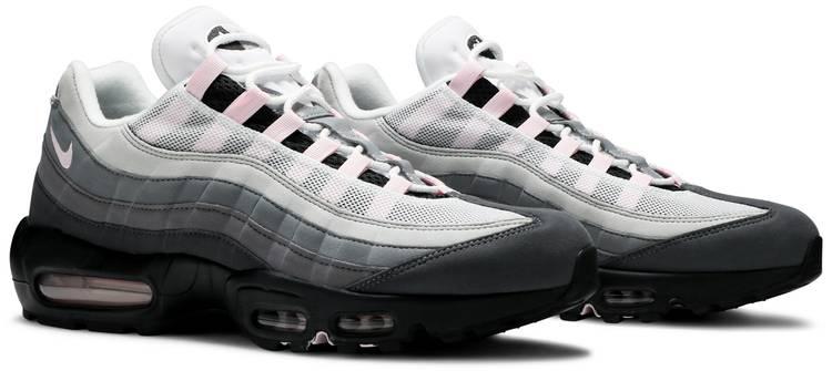 Air Max 95 Pink Foam Nike Cj0588 001 Goat