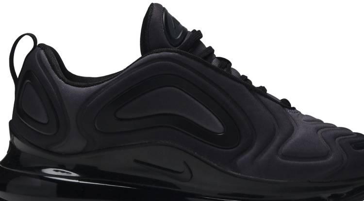 Air Max 720 Black Mesh Nike Ao2924 015 Goat