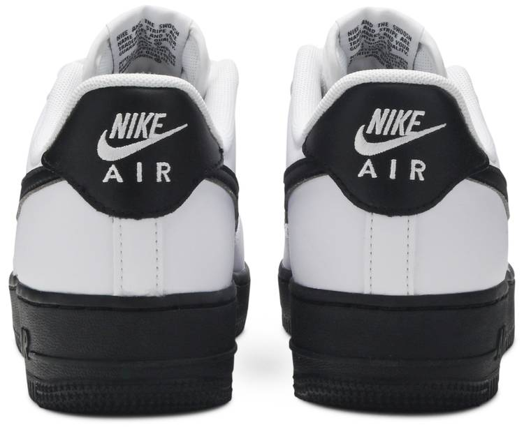 Air Force 1 Low 'White Black Sole' - Nike - CK7663 101 | GOAT