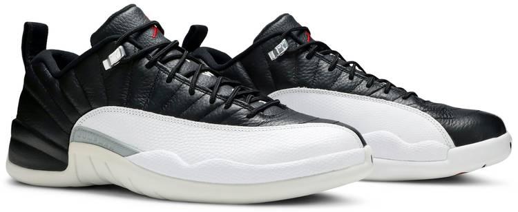 Air Jordan 12 Retro Low 'Playoffs'