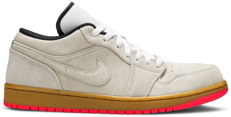 maquinilla de afeitar arma aprender  Air Jordan 1 Low 'White Gym Yellow' - Air Jordan - 553558 119 | GOAT