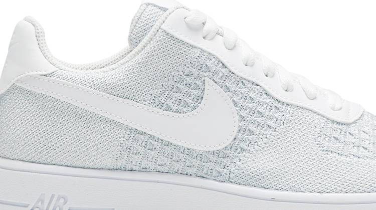 Nike Air Force 1 Flyknit castagno