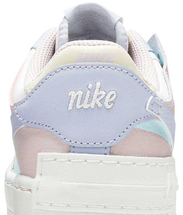 Wmns Air Force 1 Shadow 'Pastel' - Nike - CI0919 106 | GOAT