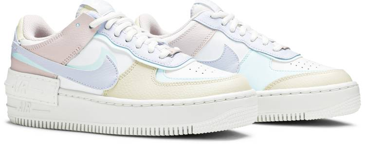 Wmns Air Force 1 Shadow Pastel Nike Ci0919 106 Goat Check out our nike air force 1 selection for the very best in unique or custom, handmade pieces from our shoes shops. wmns air force 1 shadow pastel