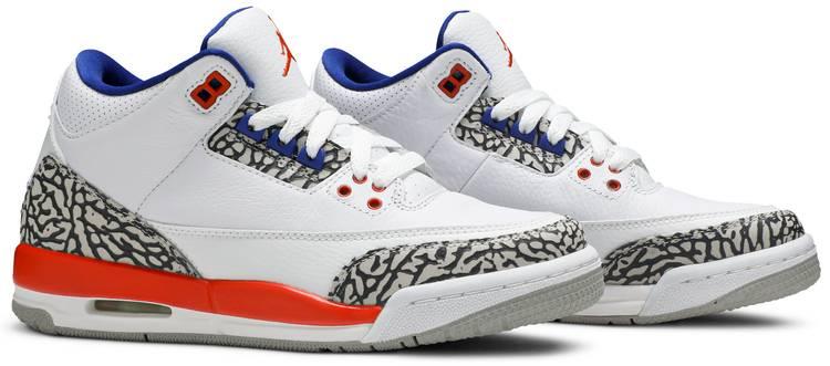 Air Jordan 3 Retro GS 'Knicks'